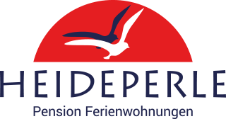 Pension Heideperle in Rostock-Markgrafenheide - Logo